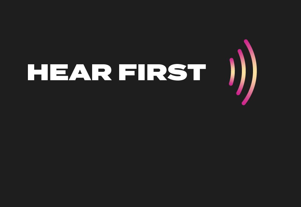 Hear First